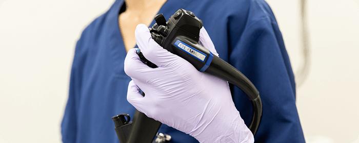 ESD(内視鏡的粘膜下層剥離術)治療実績300件以上